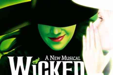 Viator - Wicked Theatre Show in London Including a 2 Course Meal - Save 0%