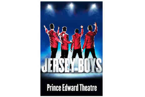 Jersey Beauty Company - Jersey Boys Theatre Tickets and Dinner for Two - Save 0%