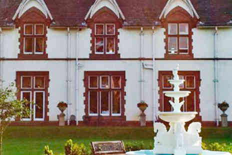 The Ennerdale Country House Hotel - Two Night Escape for Two  - Save 0%