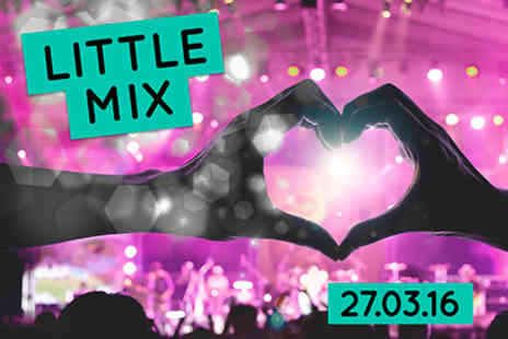 Gordon Ramsay - Little Mix Live with Dinner for Two On 27 March 2016  - Save 0%