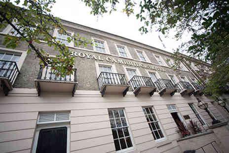 The Royal Cambridge Hotel - One Night Escape for Two  - Save 0%