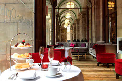 Radisson Blu Edwardian - Traditional Afternoon Tea for Two  - Save 0%
