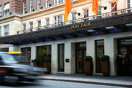 The May Fair Hotel - One Night Break for Two - Save 0%