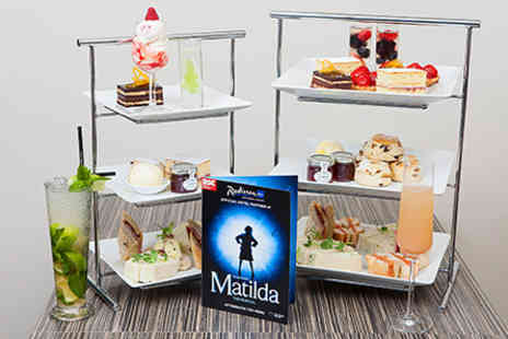 Radisson Blu Edwardian - Matilda the Musical Themed Afternoon Tea for Two  - Save 0%