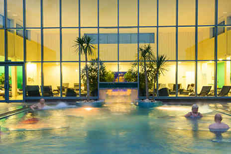 The Malvern Spa - Twilight Spa Treat with Dinner for Two - Save 0%