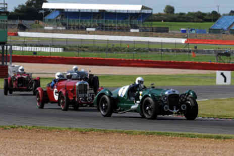 Silverstone - Bentley Drivers Club Event with Refreshments and Paddock Access on Saturday 6 August 2016 - Save 0%