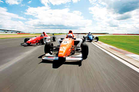 Silverstone - Formula Silverstone Single Seater Experience - Save 0%