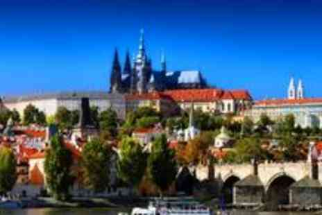 City Traveller - Two night stay in Prague with breakfast and flights in Prague - Save 51%