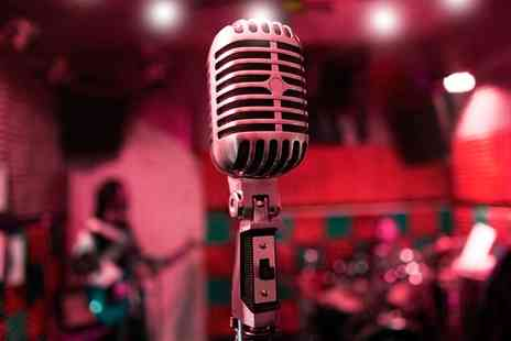SO Mezze and Lounge - Up to Two Hours of Karaoke for 12 or 24 with Up to Four Jugs of Cocktails  - Save 64%