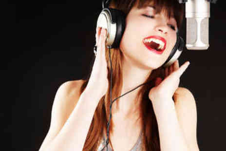 Vocademy  - Three Hour Long Singing Lessons - Save 50%