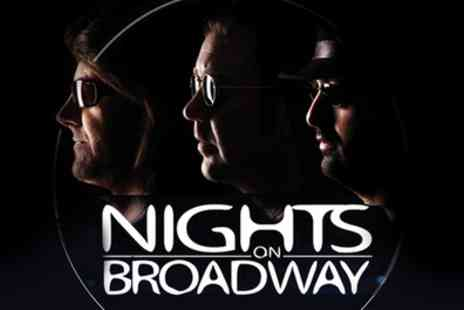Merlin Cinemas - Nights on Broadway Two Tickets to The Bee Gees Story on 27 February - Save 50%
