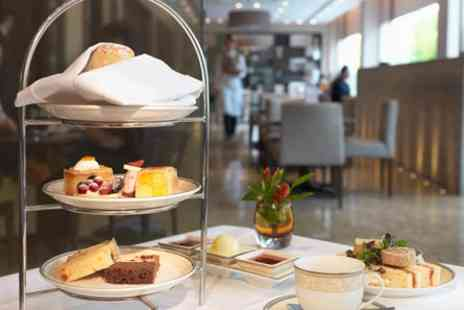 Royal Garden Hotel - Afternoon Tea for Two  - Save 0%