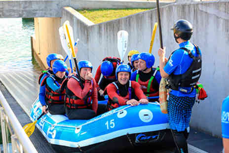 The Olympic - White Water Rafting on Olympic Course with Olympic Champion Tim Baillie - Save 0%