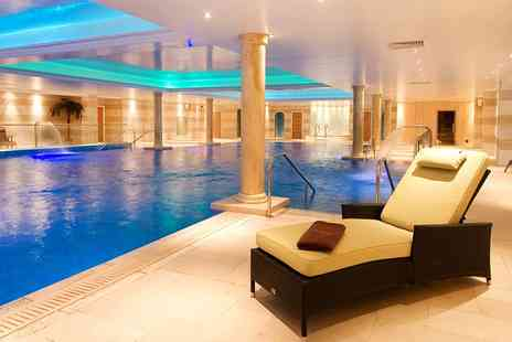 Lion Quays Hotel -  Shropshire Spa Day with  Massage, Facial & Lunch - Save 45%