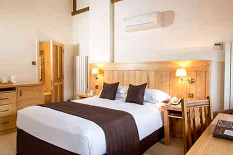 Tewin Bury Farm Hotel - One Night Premier Break for Two - Save 0%