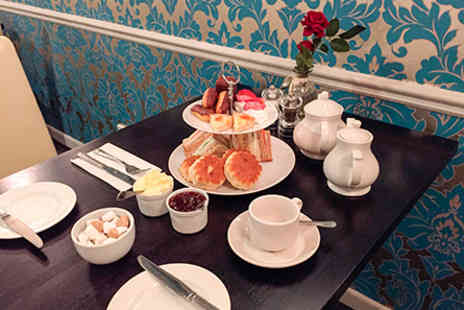 The South Lawn Hotel - Afternoon Tea for Two - Save 0%