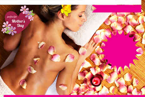 LaParlour  -   Mothers Day pamper package with three treatments, chocolates, cupcakes and hot drinks   - Save 80%