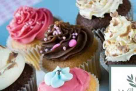 Willow Studios - Two Hour Cupcake Decorating Class For One - Save 75%