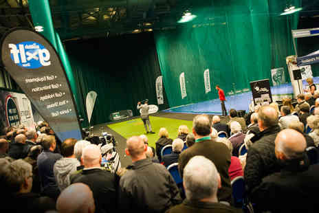 The Scottish Golf Show - The Scottish Golf Show Ticket  for one - Save 20%