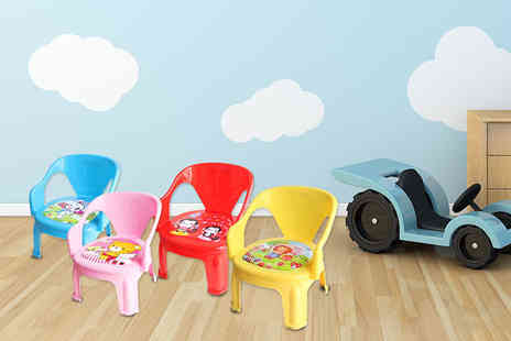Toys Wizard - Fun toddlers chair  - Save 70%