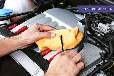 Euro Motor Services - MOT Test and Oil Change With Diagnostic Check - Save 68%