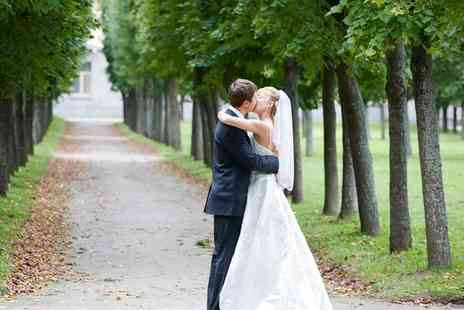Howard Barnett Photography - Five Hours of Wedding Coverage with CD and Online Gallery - Save 57%