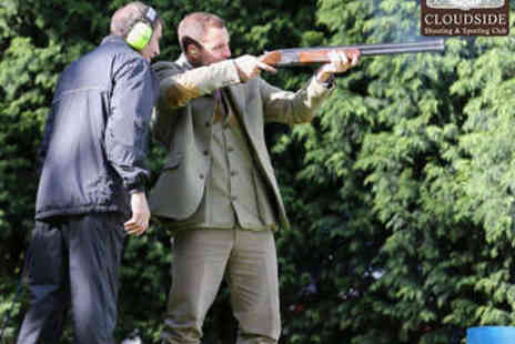 Cloudside Shooting and Sporting Club - Clay Pigeon Shooting with Breakfast - Save 0%
