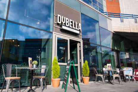 Dubella Lounge - Sharing Platter and Bottle of Wine for Two - Save 52%