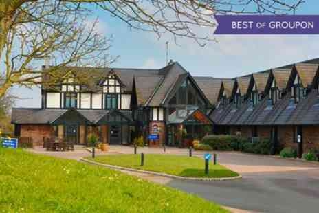 BEST WESTERN The Gables Hotel  - One or Two Nights stay For Two or Four With Breakfast and Zoo Tickets  - Save 0%