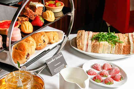 Ambassador Hotel - Afternoon Tea for Two  - Save 0%