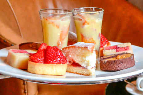 The Bloomsbury Hotel - Chic London Afternoon Tea for Two  - Save 0%