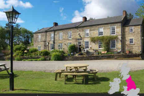White Horse Farm Inn - One  or Two Nights Stay for Two in Superior Double Room with Daily Full English Breakfast  - Save 48%