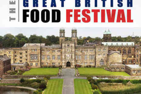 The Great British Food Festival -  The Great British Food Festival Two Tickets - Save 50%