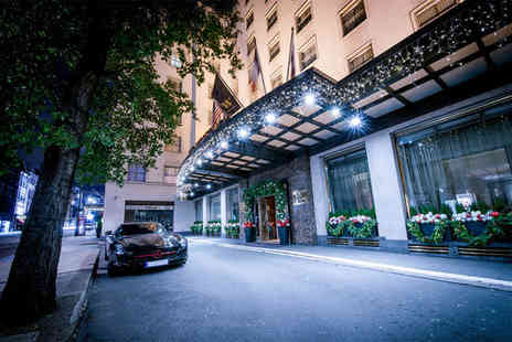 The Westbury Mayfair - Two nights stay in a Superior Queen Room - Save 37%