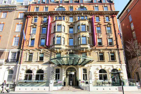 Ambassadors Bloomsbury - One night stay in a Deluxe Room - Save 70%