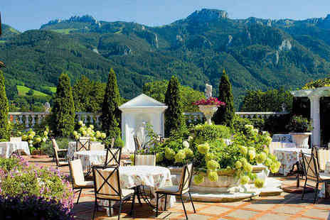 Residenz Heinz Winkler - Three nights stay in a Superior Room - Save 41%
