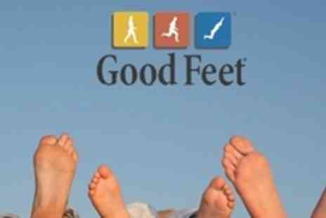 Good Feet - Podiatry Assessment and Pressure Plate Analysis - Save 70%