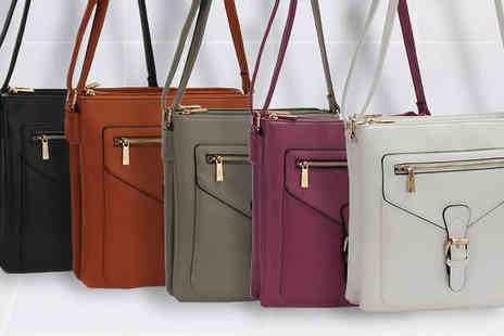 Trendy Look - Shoulder Cross Body Bag Available in Colours - Save 52%