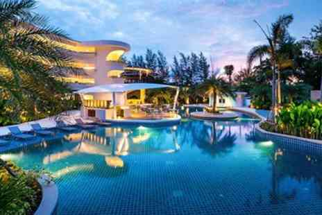 Novotel Phuket Karon Beach Resort  -  Three Nights Stay with Breakfast & Massage - Save 36%