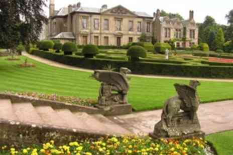 Coombe Abbey Hotel - Banquet Dinner for Two - Save 0%