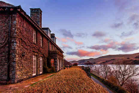 Haweswater Hotel - One or Two Nights stay for two with cream tea and breakfast - Save 0%