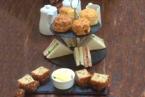 Arnos Manor - Afternoon Tea for Two or Four with  - Save 40%