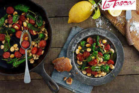 La Tasca - Six Tapas to Share with Sangria for Two - Save 49%