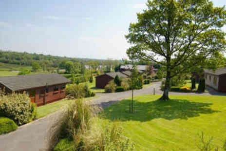Kilcorby Log Cabins -  Two, Three, or Seven Nights stay for Two in Log Cabin Group - Save 0%