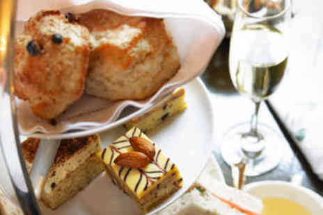 Signature Steak House - Champagne Afternoon Tea for Two - Save 44%