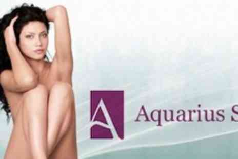 Aquarius Spa - Six Sessions of Energist Variable Pulse Light Hair Removal on Choice of Areas - Save 91%