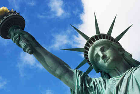 Bargain USA Holidays - £749pp for 3 nights in New York at 4* hotel with return flights and sightseeing cruise - Save 71%