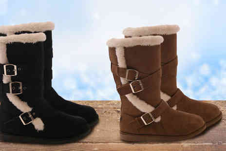 Solewish - Boco Womens Winter Boots - Save 79%
