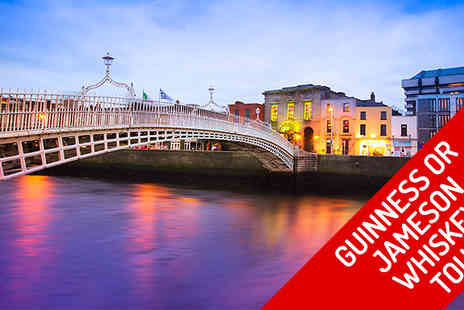 Great Late Holidays - Two or Three Night Stay With Guinness or Jameson Whiskey Tour - Save 0%