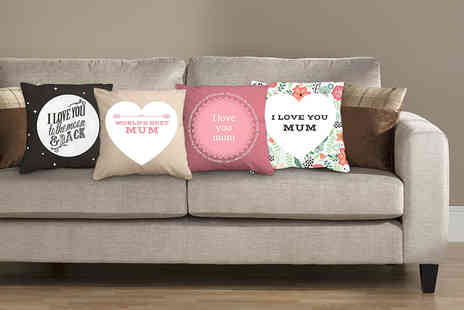 Great Photo Gifts -  Mothers Day cushion  - Save 61%